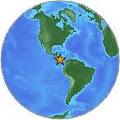 A light earthquake magnitude 4.2 (ml/mb) has struck on Wednesday near San José, San Francisco, Alajuela...