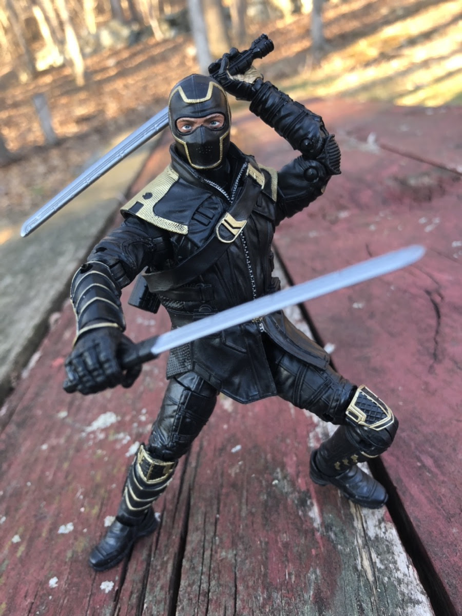 Marvel Legends Ronin Figure Review & Photos (Avengers