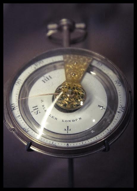 Pocket thermometer by J. Bleuler