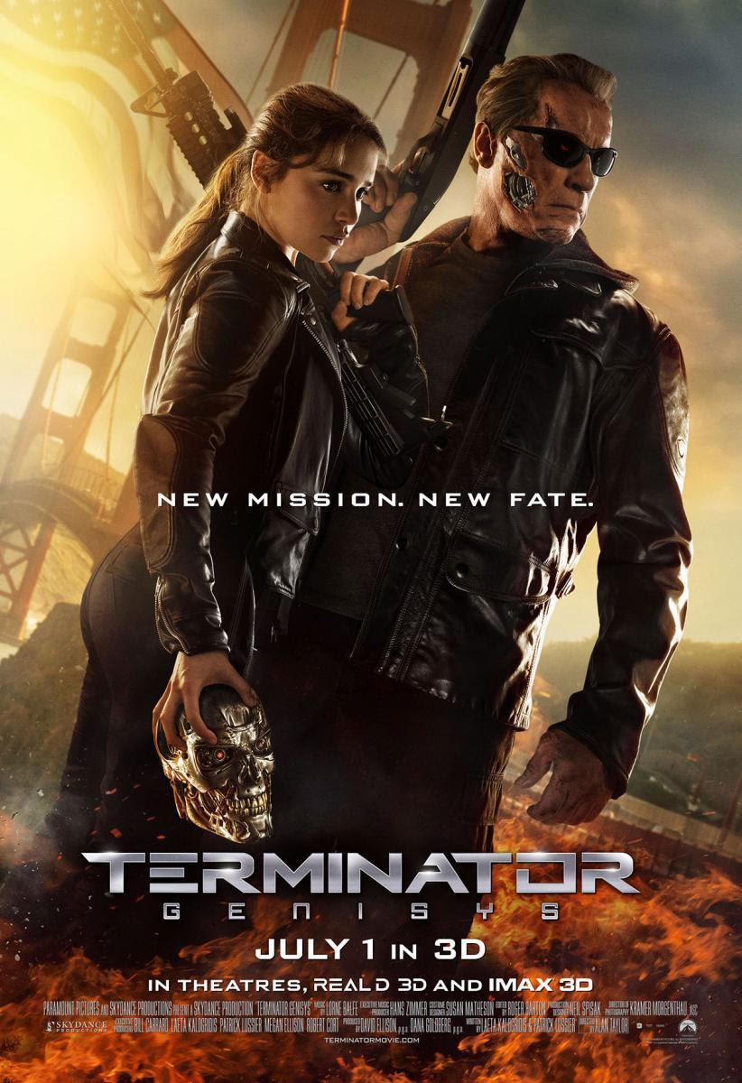 Terminator Genisys, película, blog de cine, solo yo, blog solo yo,