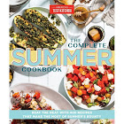 The Complete Summer Cookbook - (Paperback)