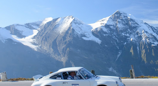 The Grossglockner Grand Prix Is Where You Race A Mountain