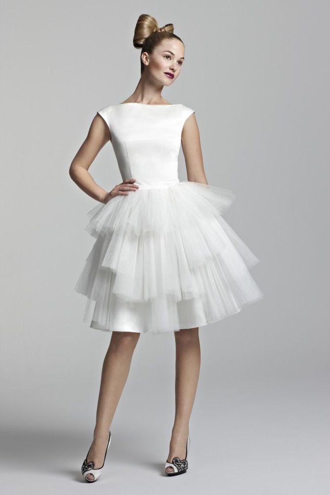 white hot wedding reception dresses  onewed