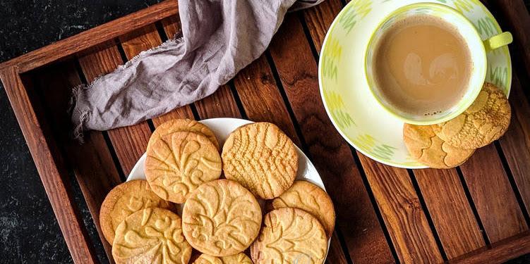 Recipe: Tasty Orange cookies (vegan)