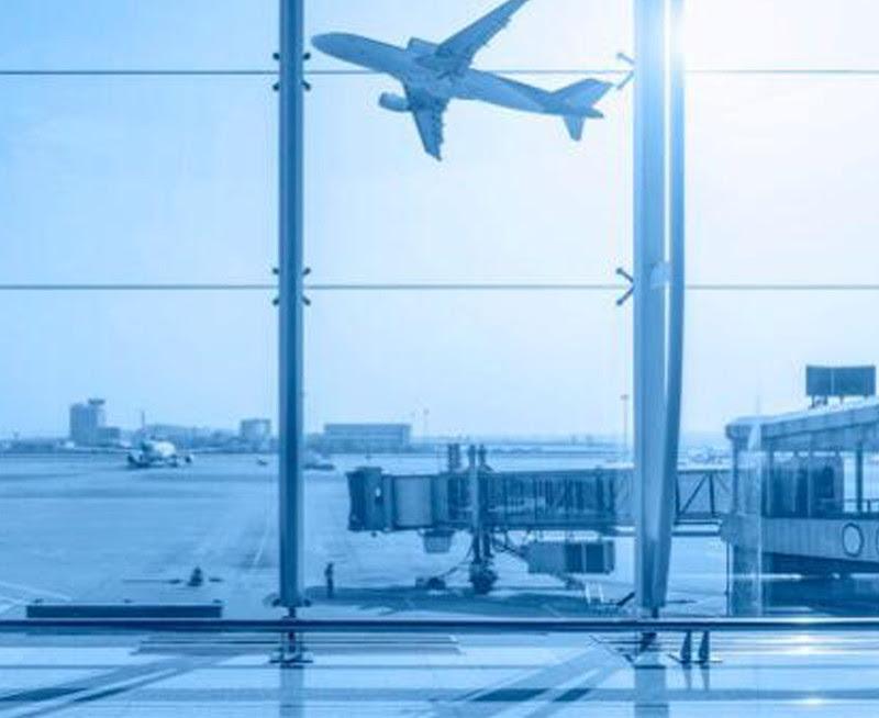 Imagen ilustrativa de avion