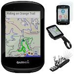 Garmin Edge 830 GPS Cycling Computer + Tempered Glass, Bike Mount & Tool Kit