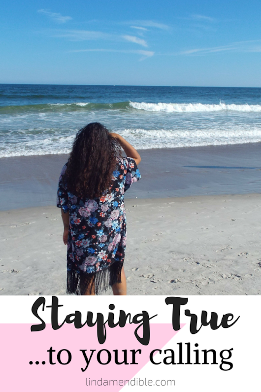 Staying True to Your Calling | When God is asking you to Stretch - Linda Mendible