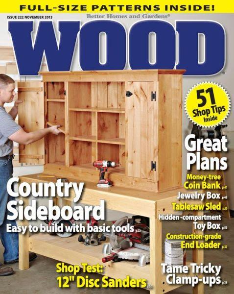Magazine Subscriptions » Games & Hobbies Magazines » Wood Magazine ...
