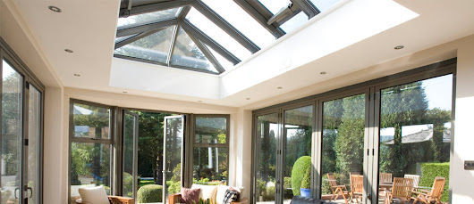 What are the benefits of an orangery - Crown Windows