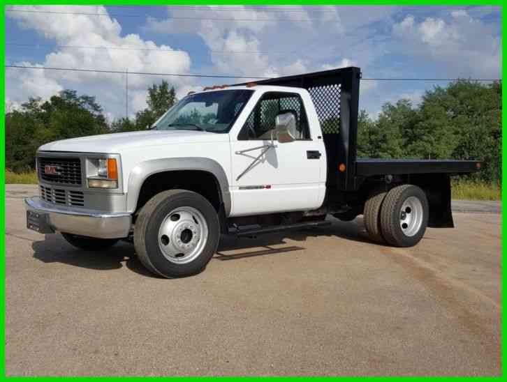 GMC 3500HD (1997) : Medium Trucks