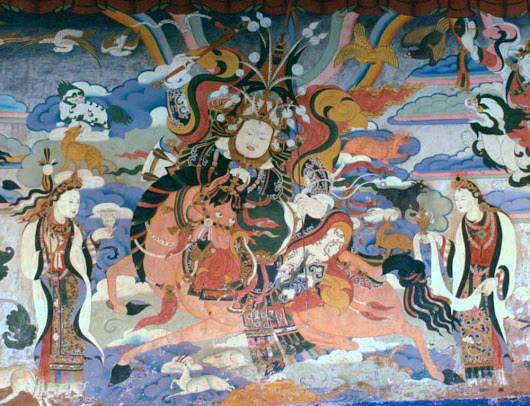 GESAR'S SONGS OF ABANDONMENT