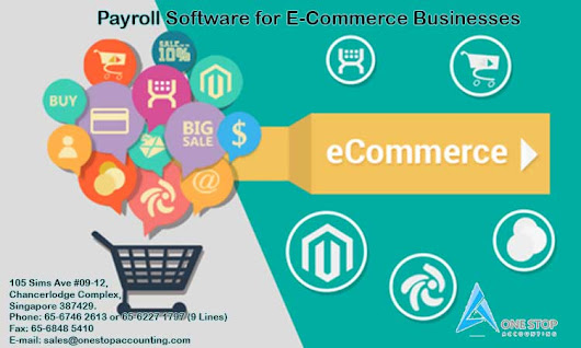 Payroll Software for E-Commerce Businesses