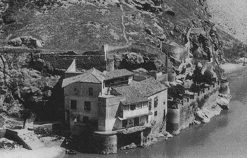 Casa del diamantista a principios del siglo XX. Foto Loty