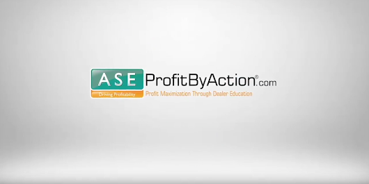 Profit By Action Quick Tip: The True Importance of Tires? - Digital Dealer