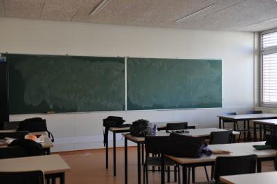 """O Bloco de Esquerda foi o único partido que propôs à Assembleia da República um modelo alternativo, que constitui """"um modelo integrado de avaliação das escolas e, obviamente, de desempenho dos professores"""". Foto de Paulete Matos."""