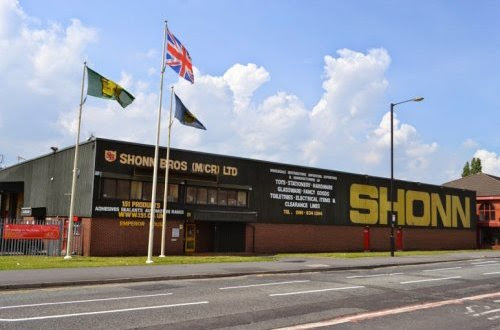 Shonn Brothers Manchester UK Wholesale January 2015 Special Offer Mailshot