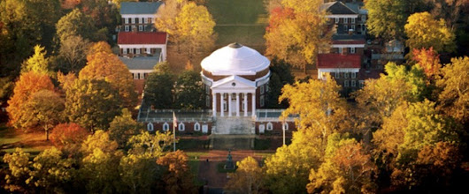 Profiles in Admission: The University of Virginia