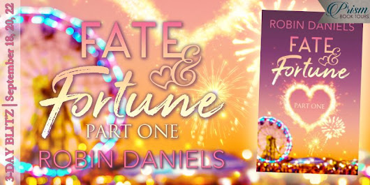 #Giveaway + Excerpt ~ Fate & Fortune by Robin Daniels... #YoungAdult #romance #books