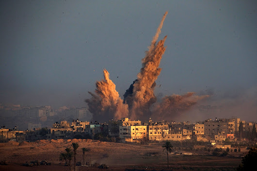 Gaza Strip: Girl Killed in Air Strike Six Minutes After Israel Declares Ceasefire