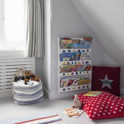 How to create the ultimate kids' reading corner