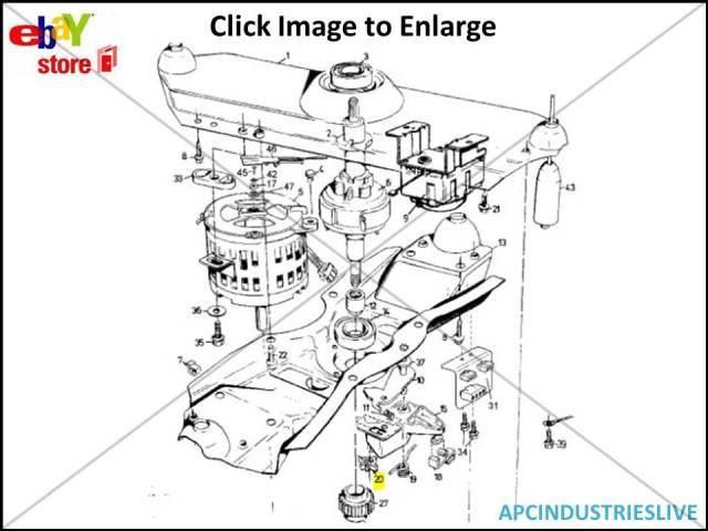 Simpson Washing Machine Parts Diagram