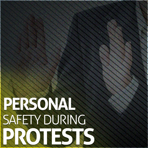 How to Ensure Personal Safety During Protests - United Security Services