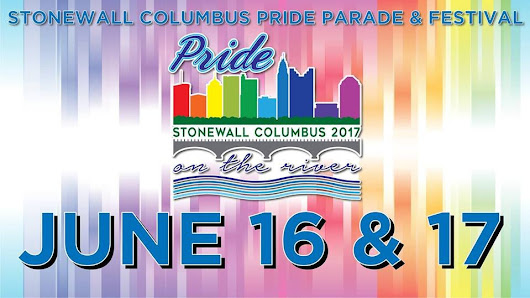 Columbus Pride Parade and Festival 2017, Columbus, OH