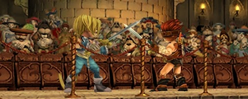Good things come to those who wait. - The best has arrived! FFIX on PC http://glaciergam.in/1Xxo89f ...