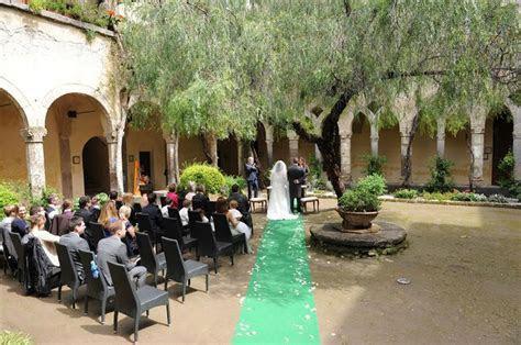 The Cloisters, Sorrento   Italy Weddings x   Italy