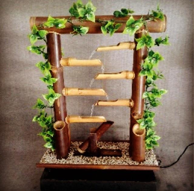 25+ Inspirasi Bentuk Kerajinan Dari Bambu Kecil