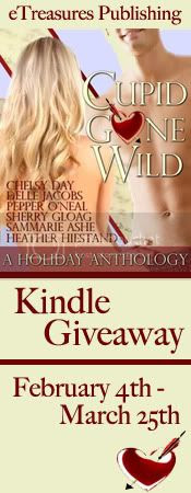 eTreasures Kindle Giveaway