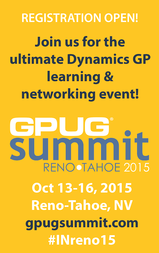 Streamline Common Human Resources & Payroll Tasks with These Tools - GPUG - Dynamics GP User Group Community