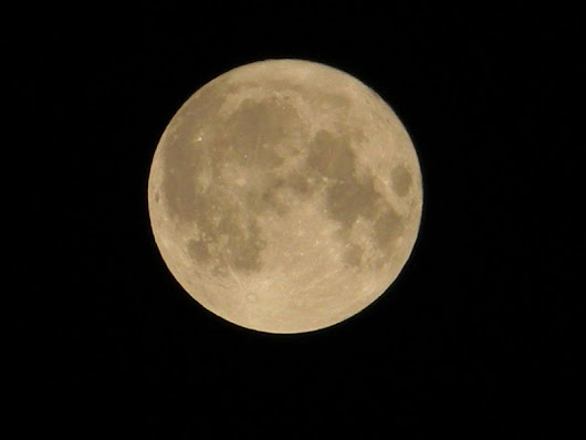 Supermoon On November 14 Will Be Biggest In Nearly 70 Years (Video)