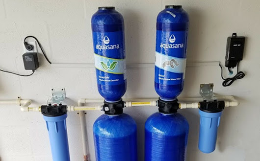 Plumber Tampa | Home Water Filtration Systems