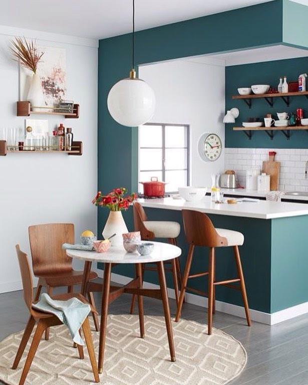 32 Desain Ruang Makan Minimalis Sederhana Terbaru 2019 Dekor Rumah