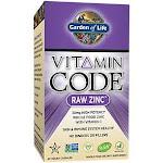 Garden of Life - Vitamin Code Raw Whole Food Zinc (60 Vegan Capsules) - Zinc