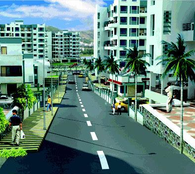 Alankapuram at Alandi Avenu View
