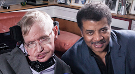 Watch Stephen Hawking's Interview with Neil DeGrasse Tyson, Recorded 10 Days Before His Death: A Last Conversation about Black Holes, Time Travel & More