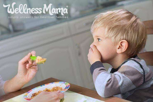 Dear Parents, Lets Stop Picky Eating | Wellness Mama