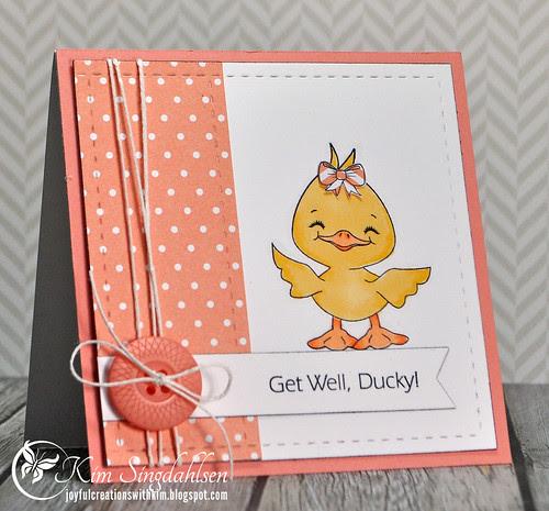 Get Well, Ducky