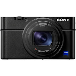 Sony - Cyber-shot RX100 VI 21.0-Megapixel Digital Camera - Black