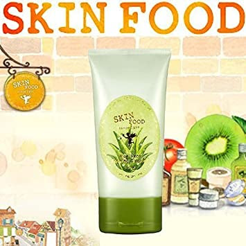 SKINFOOD Aloe Vera Foaming Cleanser 130ml