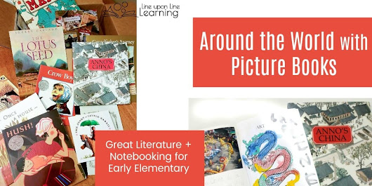 A Review of Around the World with Picture Books from Beautiful Feet Books