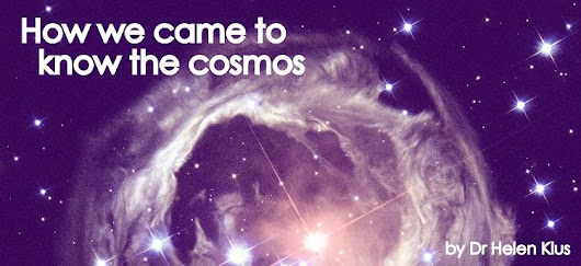 How we came to know the cosmos: Coming Soon!