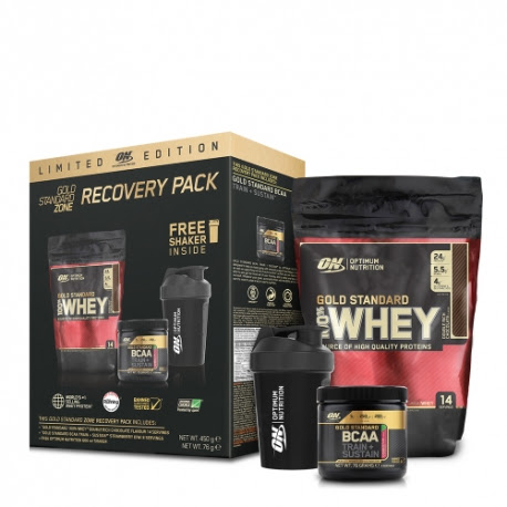 Gold Standard Recovery Pack d'Optimum Nutrition - Nutriwelleness