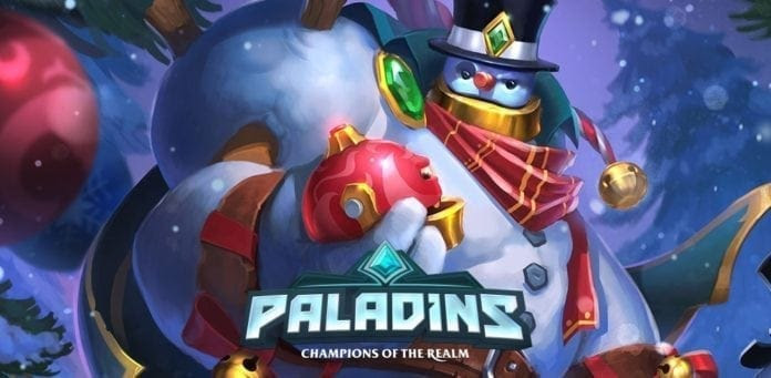 Paladins – First look at heroes-based Battlegrounds mode