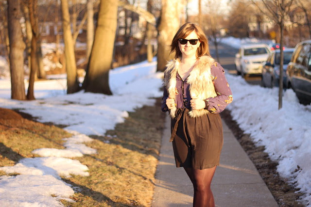 Rebecca Taylor and Faux Fur 3