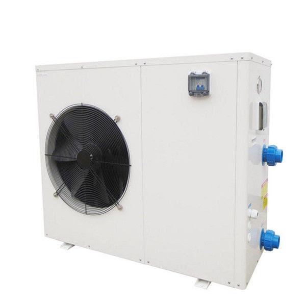10kw / 15kw Sumber Air Panas Pompa Air, Dc Inverter Pompa ...