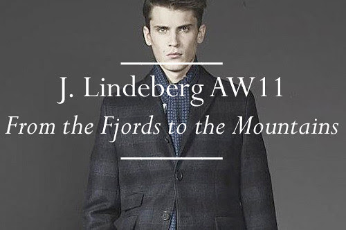 J Lindeberg AW11 - Feature Button