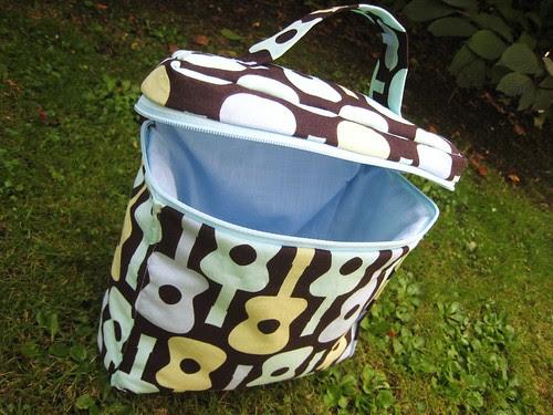 lunch bag v2 open
